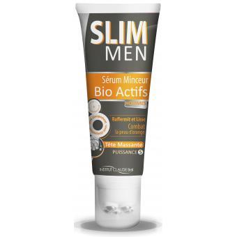 Slim Men Amincissant Avec Tête Massante 200ml - Claude Bell