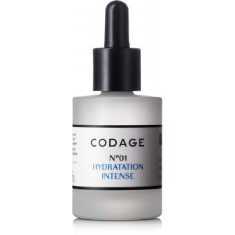 Sérum n°1 hydratation intense 30ml - Codage