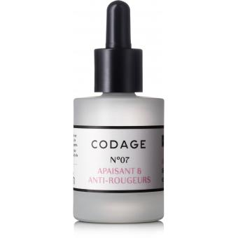 SERUM N°7 VISAGE APAISANT & ANTI-ROUGEURS Peau Sensible