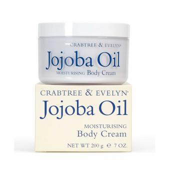 Crème pour le Corps à l'Huile de Jojoba - Crabtree & Evelyn