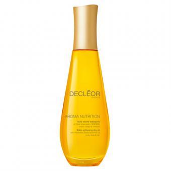 Aroma Nutrition Huile Seche Satinante Corps, Visage, Cheveux - Decleor