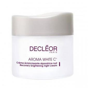 Aroma White C+ Creme Eclaircissante Nuit - Decleor
