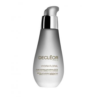 Hydra Floral Fluide Hydratant Anti-Pollution Spf 30 - Decleor