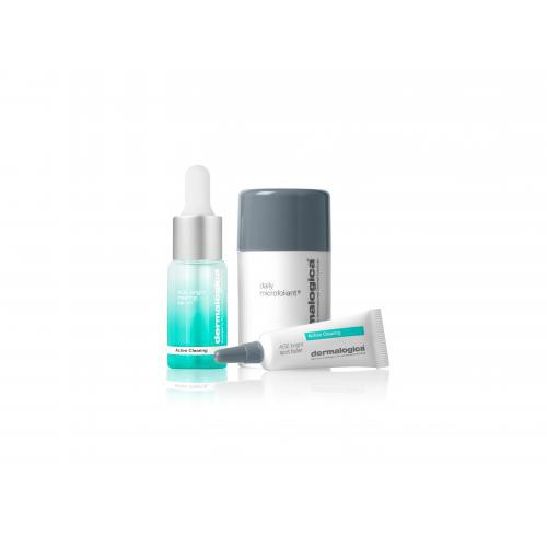 Dermalogica - Kit Active Clearing - Crème hydratante homme