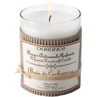 Bougie Parfumée Traditionnelle 180g Bois de Cashemire - Durance