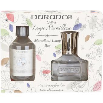 Coffret découverte Lampe Transparente + Recharge Fleur de Coton 250 ml - Durance