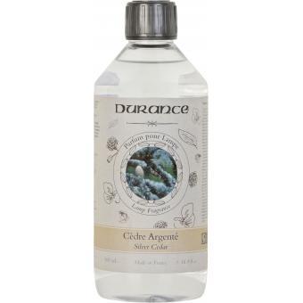 Parfum pour Lampe Merveilleuse 500 ml Cèdre Argenté - Durance