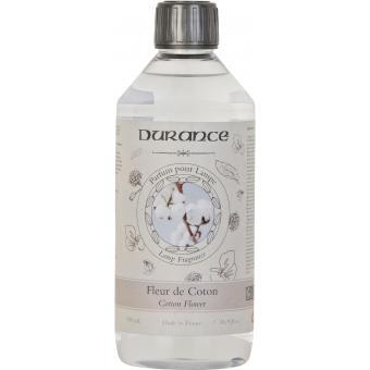 Parfum pour Lampe Merveilleuse 500 ml Fleur de Coton - Durance