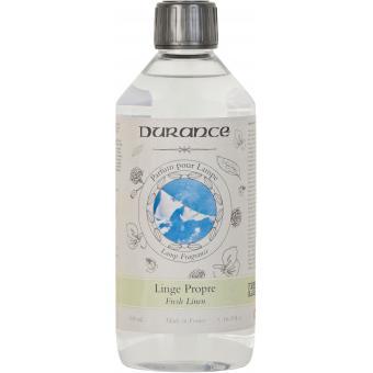 Parfum pour Lampe Merveilleuse 500 ml Linge propre - Durance
