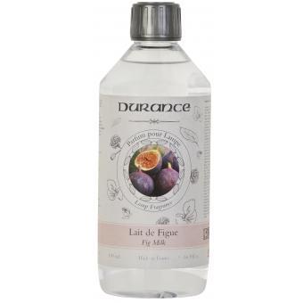 Parfum pour Lampe Merveilleuse 500 ml Lait de Figue - Durance