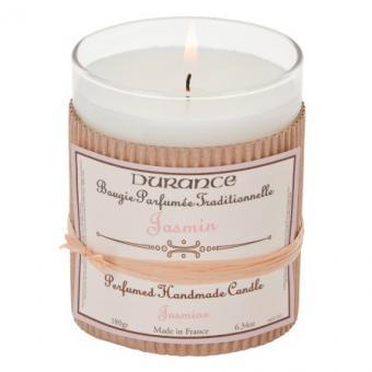 Bougie parfumée traditionnelle Jasmin - Durance