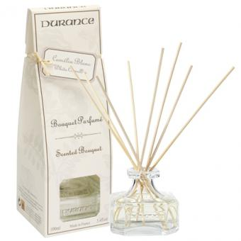 Bouquet parfumé Camélia Blanc - Durance