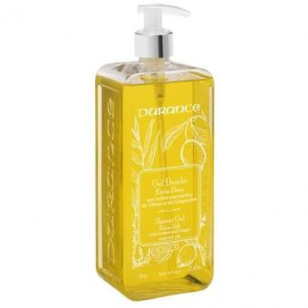 Gel douche Citron-Gingembre - Durance