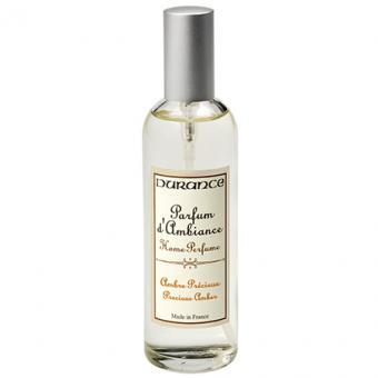 Parfum d'ambiance Ambre Précieux - Durance