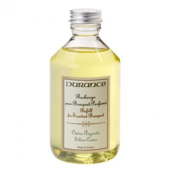 Recharge pour bouquet parfumé Cèdre Argenté - Durance