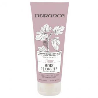 Shampooing Douche Bois de Figuier - Durance