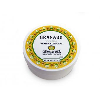 Beurre corporel castanhá do Brasil - Granado