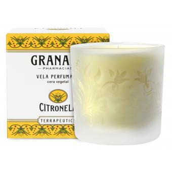 Bougie parfumée Citronelle - Granado