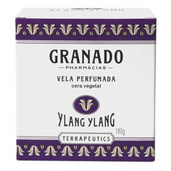 Bougie parfumée Ylang Ylang - Granado
