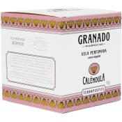 Granado Homme - Bougie parfumée Calendula - Ambiance Home