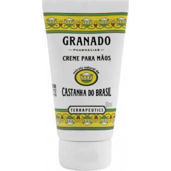 Crème pour les mains Castanha do Brasil - Granado