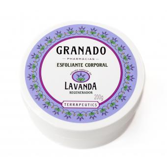 Gommage corporel Lavande - Granado