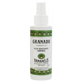 Huile corporelle Hamamélis - Granado
