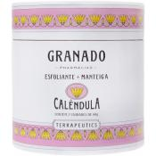 Granado Homme - Kit Calendula Beurre corporel & Gommage corporel -