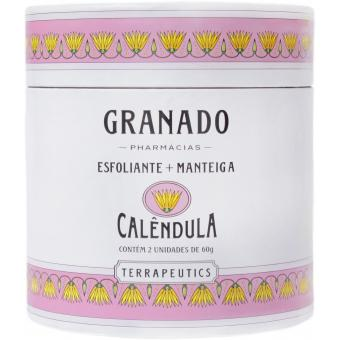 Kit Calendula Beurre corporel & Gommage corporel - Granado
