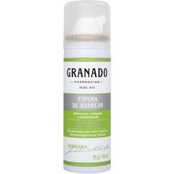 Mousse à raser - Granado