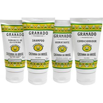 Nécessaire de Voyage Castanha do Brasil - Granado