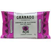 Granado Homme - Savon en pain Acai - Gel douche & savon