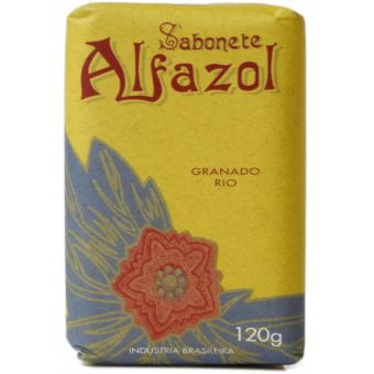 Savon en pain Alfazol - Granado