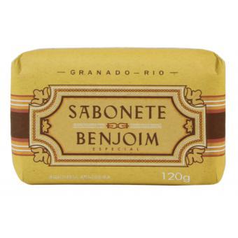 Savon en pain Benjoim - Granado