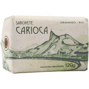 Savon en pain Chá Cariocá - Granado