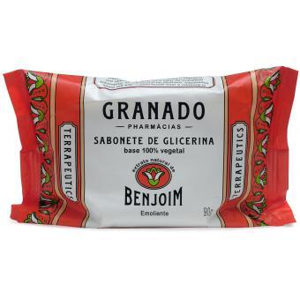Savon en pain Glycero-Benjoim - Granado
