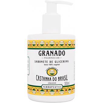 Savon liquide Castanha do Brasil - Granado