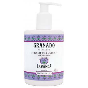 Savon liquide Lavande - Granado
