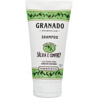 Shampooing Salvia et Confrey - Granado