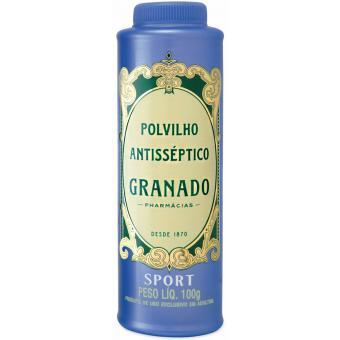 Talc antispetique Granado Sport - Granado