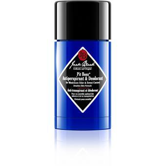 Anti-Transpirant et Déodorant Pit Boss® - Jack Black