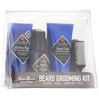 Kit Soin de la barbe - Jack Black
