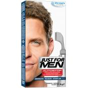 Just For Men Homme - AUTOSTOP Châtain Clair - Coloration Cheveux & Barbe