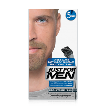 Just For Men - COLORATION BARBE Blond - Coloration cheveux & barbe