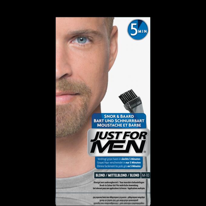coloration barbe blond just for men coloration cheveux barbe homme. Black Bedroom Furniture Sets. Home Design Ideas