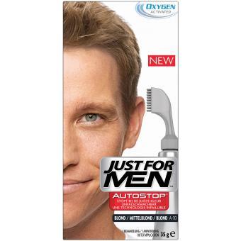 AUTOSTOP Blond - Coloration Cheveux Homme - Just For Men