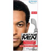 Just For Men Homme - AUTOSTOP NOIR INTENSE - Coloration Cheveux & Barbe