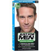 Just For Men Homme - COLORATION CHEVEUX HOMME CHATAIN MOYEN CLAIR COULEUR NATURELLE - Coloration Cheveux & Barbe