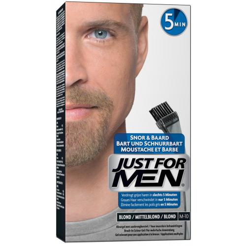 Just For Men - COLORATION BARBE Blond - Just for men coloration barbe