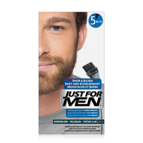 Just For Men - COLORATION BARBE Châtain Clair - Just for men